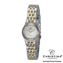 Christina sølvur til kvinder